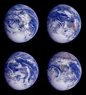 photo of earth images
